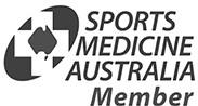 Sports Medicine Australia Member Logo